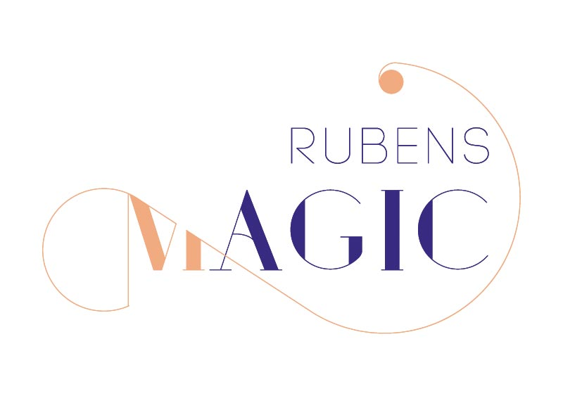 Création logo du Magic Rubens